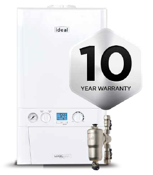 Ideal Logic Max Heat Only boiler Wootton